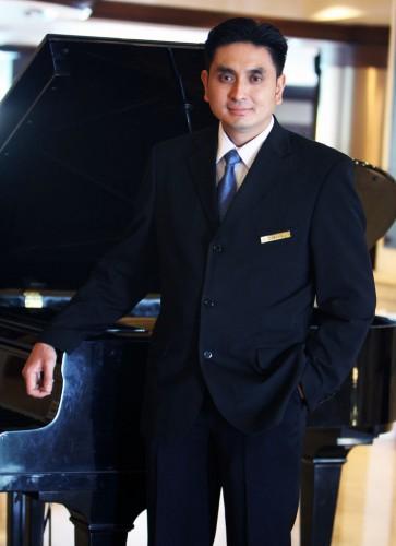 GM The Sunan Hotel Solo Dicky Sumarsono