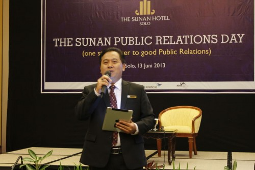 The Sunan Public Relations Day