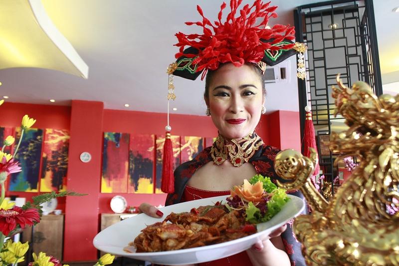 Gong Xi Fa Cai Greatness Shines The Sunan Hotel Solo