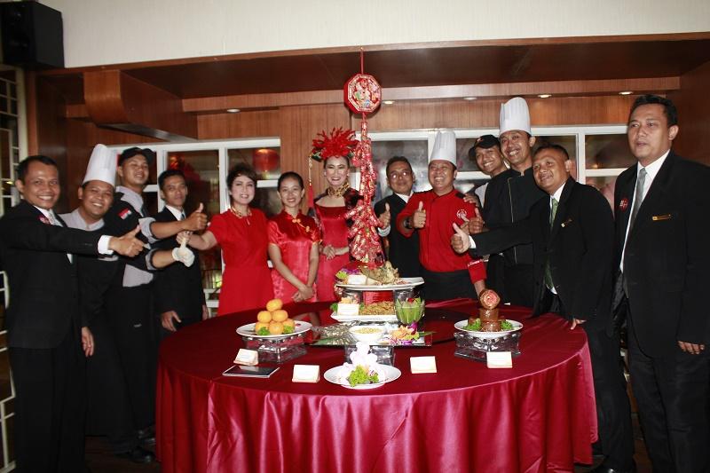Gong Xi Fa Cai! The Sunan Hotel Solo