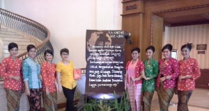 hari kartini di the sunan hotel solo