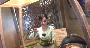 menu tradisional solo di sunan hotel