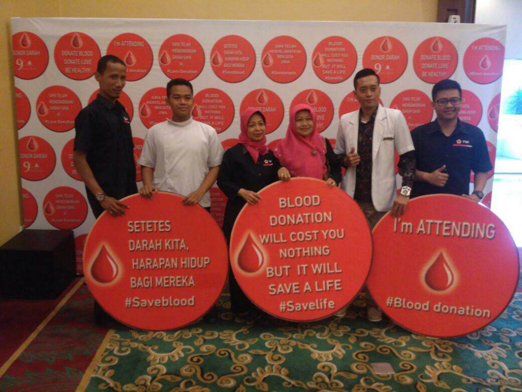 donor darah the sunan hotel solo
