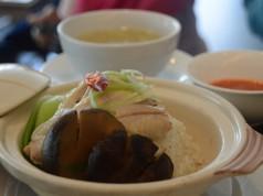 Sapo Ayam Hainan The Sunan Hotel Solo