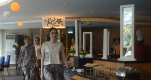 fashion and lucheon the sunan hotel solo