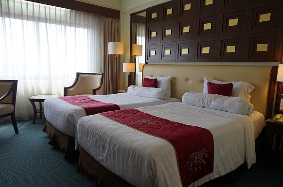 Deluxe room The Sunan Hotel Solo