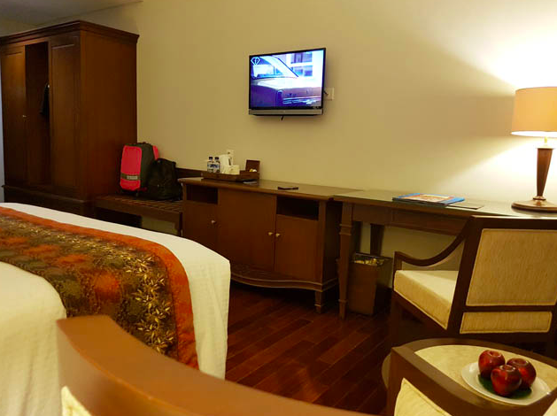 Executive Room The Sunan Hotel Solo 4