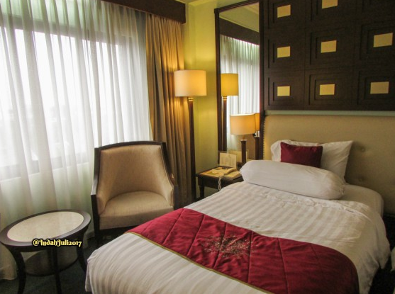 kamar the sunan hotel solo