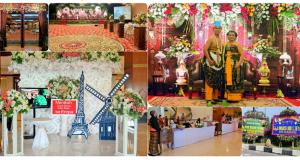 paket pernikahan the sunan hotel