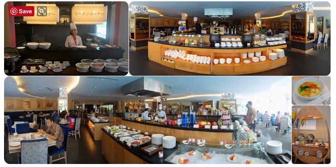 restaurant narendra sunan hotel solo