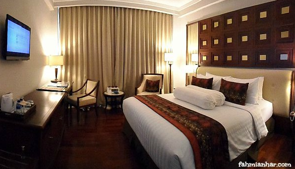 the sunan hotel solo excecutive room