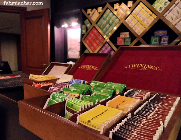 twinning tea the sunan hotel solo