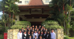 upacara bendera the sunan hotel solo 2