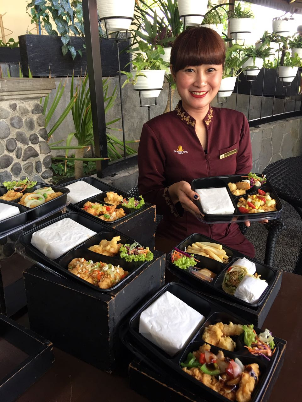 Menu Gofood Imperial Restaurant The Sunan Hotel Solo