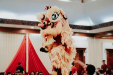 Barongsai & Liong Dance