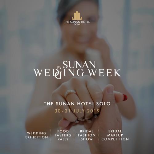 Sunan Wedding Week