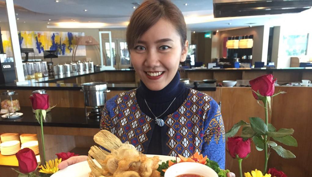 the sunan hotel solo luncurkan menu baru