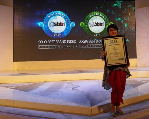 The Sunan Hotel Solo Raih Penghargaan Best Website 2017